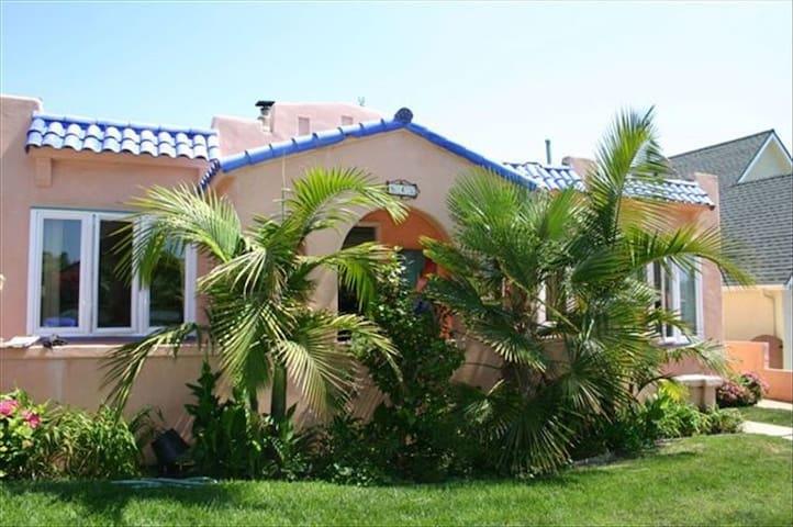 Famous WindanSea beach house