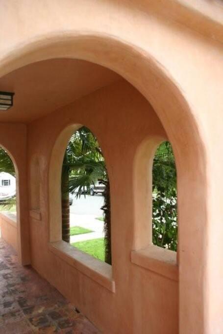 1936 Historic refurbished, spanish adobe architecture.