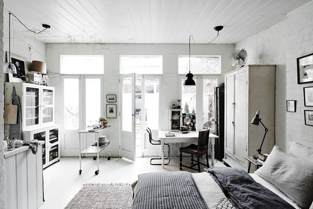 The white room studio in melbourne victoria australia