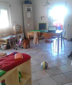 appartamento luminoso tre camere - Morbegno - Wohnung