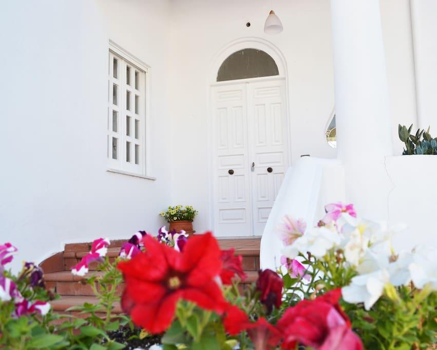 Casa Fortuna - Ingresso