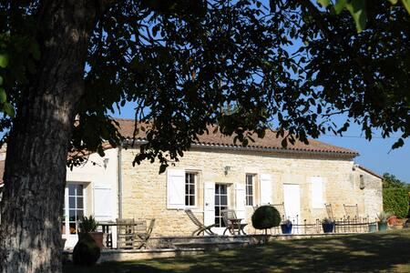 Château Doyac Gîte