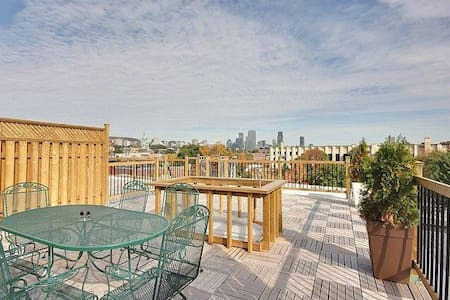 Atwater market terrace city view - Apartment