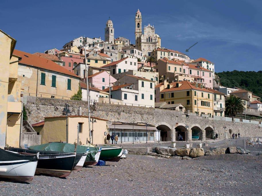 Borgo antico.