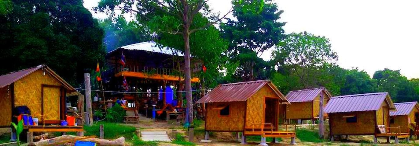 Lipe bungalows and camping zone - koh Lipe - Bungalow