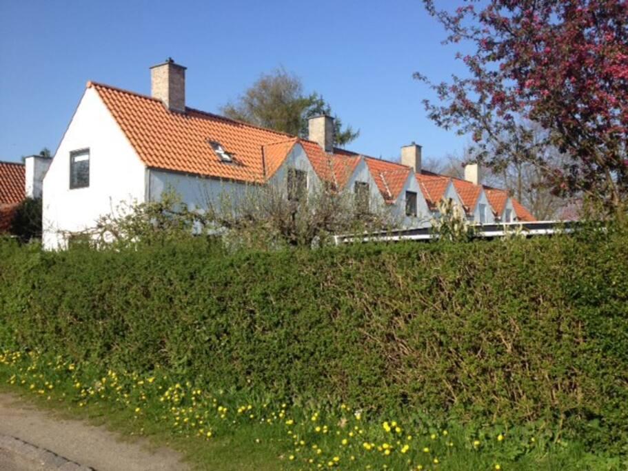 Arkitekthus Lyngby - max one week - Huse til leje i Virum, Danmark