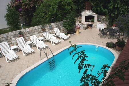 R1 Villa Leona 10 m from the sea - Zaton - Other