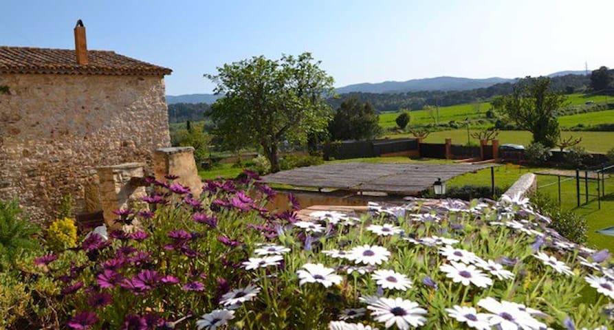 Can Puigmiquel - Olivera 4 - Sant Sadurní de l'Heura - Casa