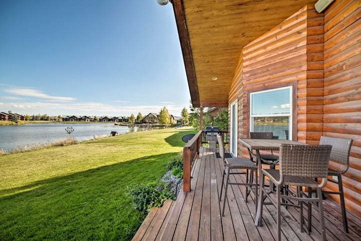 Lakefront Pagosa Springs Home, 7 Mi to Hot Springs