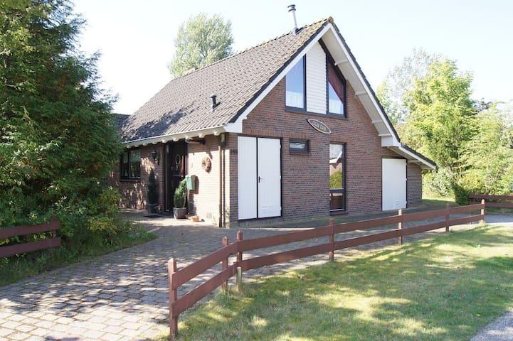Vakantiehuis in Lauwersoog - Lauwersoog