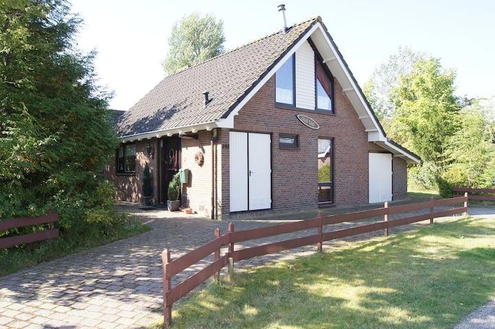 Vakantiehuis in Lauwersoog