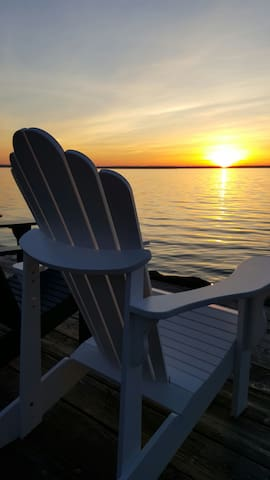 Sunset views - Lake Simcoe - Georgina - Casa