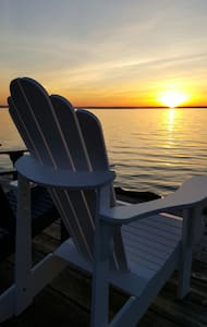 Sunset views - Lake Simcoe - Georgina