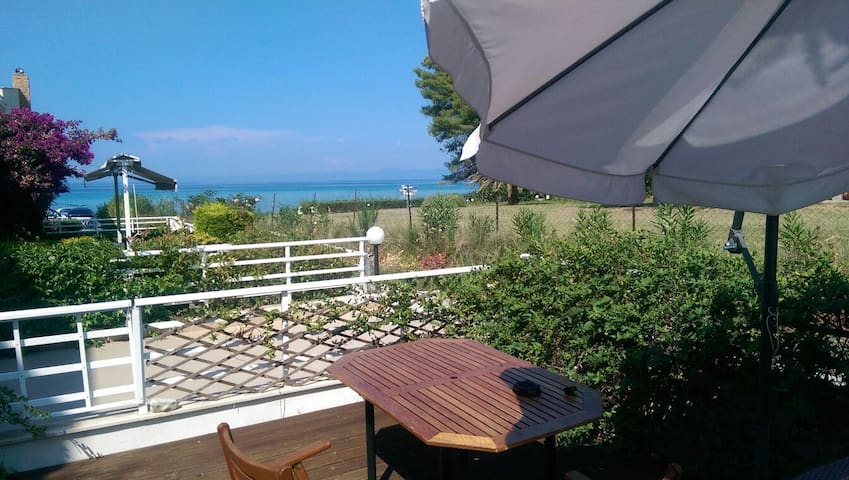 Beautiful Apartment near the Beach - Polychrono, Chalkidiki - Apartemen