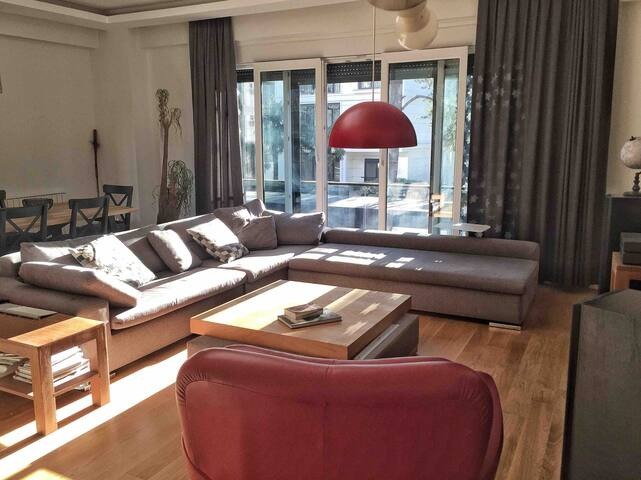 New spacious apartment close to Bagdat Street