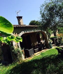 Jolie maison sur la french riviera - Mouans-Sartoux - Huis