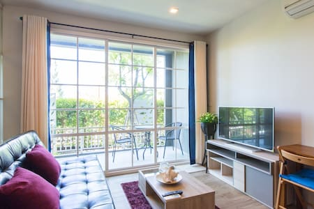 Foreigner Friendly Beach Condo in Hua Hin - Hua Hin
