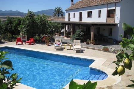 Ferienhaus Finca-Limon Andalusien