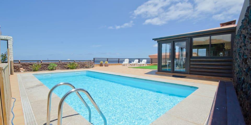 Holiday house in Playa del Hombre - Playa del Hombre