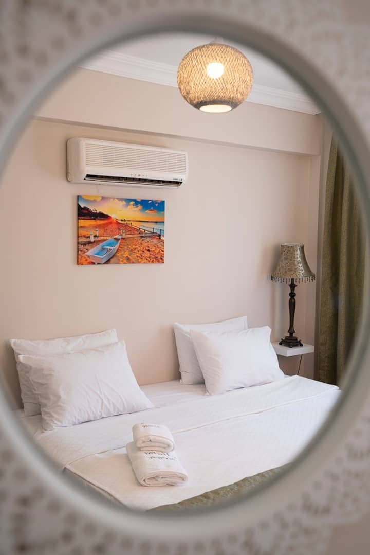 Clean and cozy apart in the heart of Antalya
