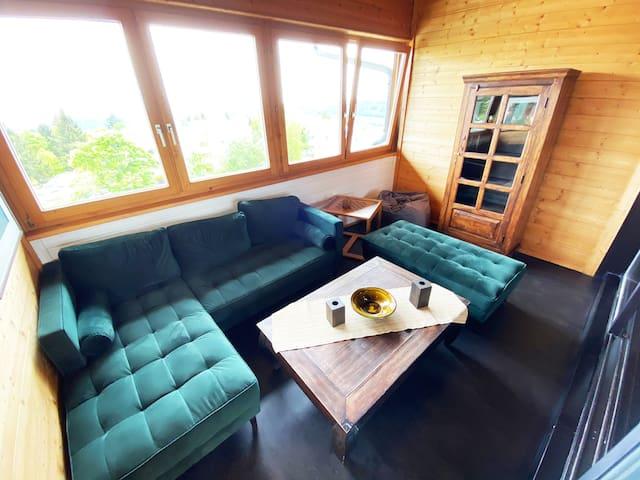 Entspannt im einzigartigem und gemütlichen Ambiente / Relax in a cozy and unique atmosphere