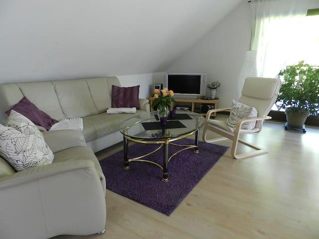 Ferienwohnung Brigitte Döhle - Lindlar - Apartament