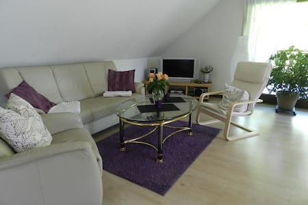 Ferienwohnung Brigitte Döhle - Lindlar - Lägenhet