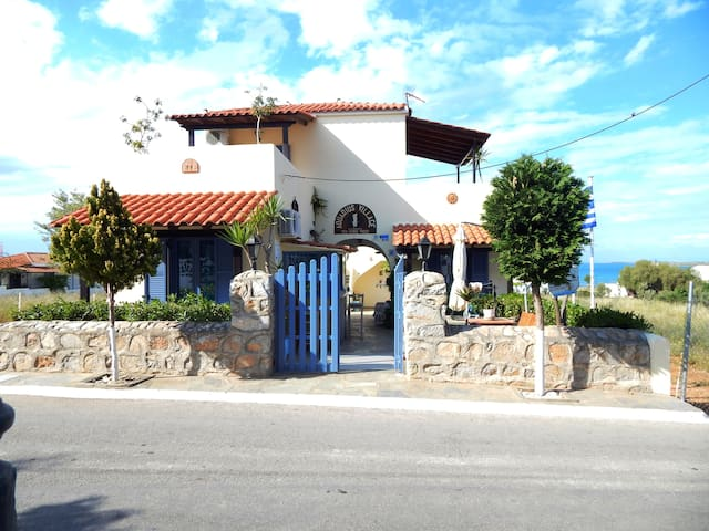 aquarius village agistri island - Σκάλα - Apartamento