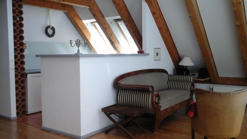 100 qm Wohnung mit besonderem Flair - Büsum - Apartment