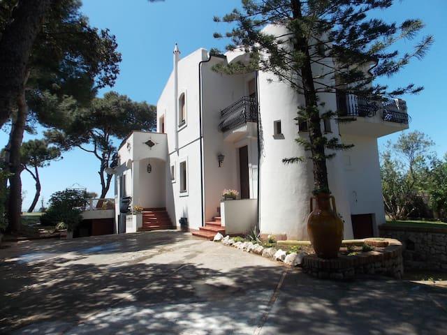 Splendida Villa Clara Sperlonga -10 metri dal mare