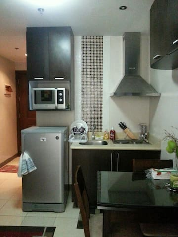 1 BR. near SM AURA and BGC - Taguig - Lägenhet