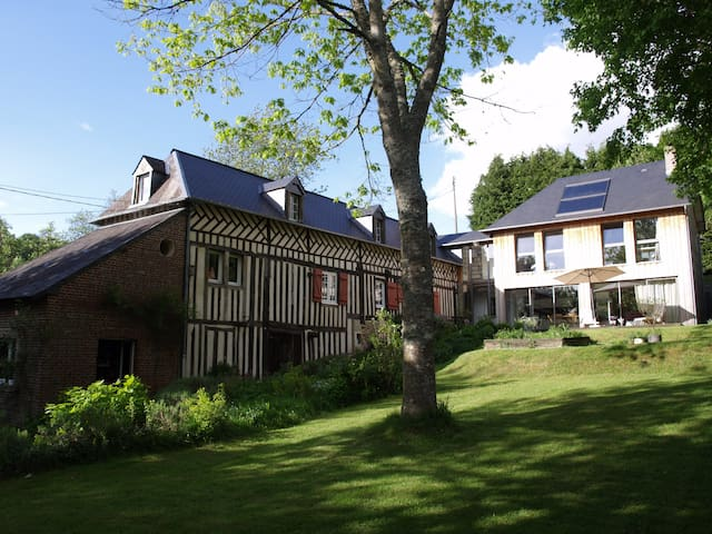 B&B Normandy, Courtonne la Meurdrac - Courtonne-la-Meurdrac - Bed & Breakfast
