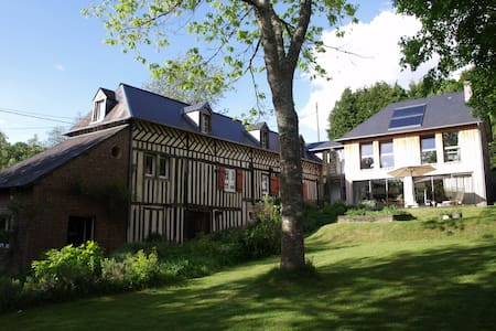 Bed & Breakfast Normandy, Calvados - Courtonne-la-Meurdrac - Aamiaismajoitus