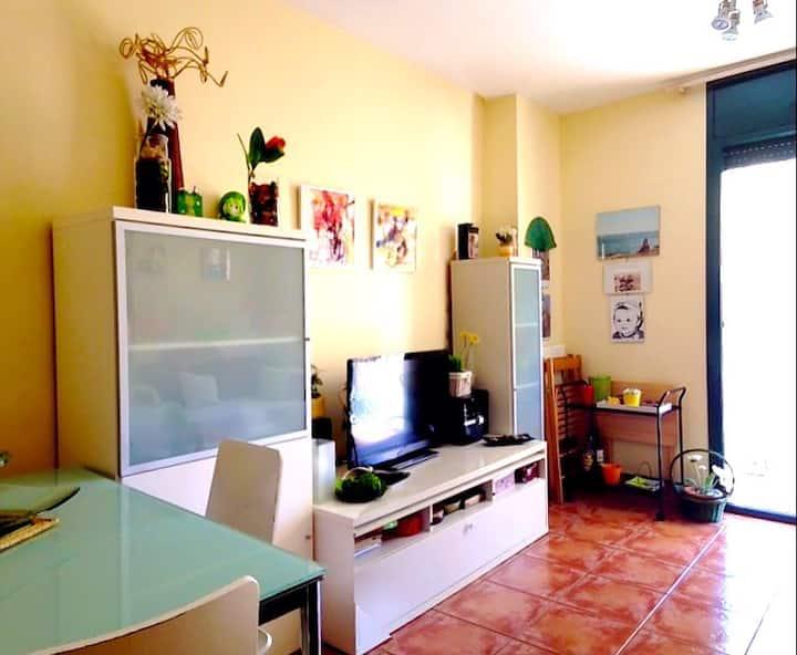Apartamento de 50 mts