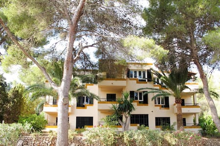 Holiday apartment in Cala Murada for 4 persons