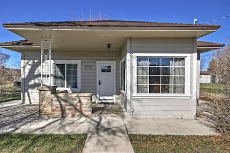 Cozy & Comfortable 3BR Panguitch House - Panguitch