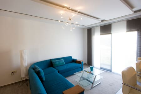 Freshly built appartment in Naour