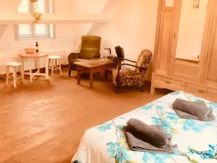 Cosy room Bruges