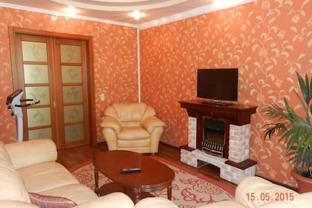 Роскошная квартира в центре - Новокузнецк - Lägenhet