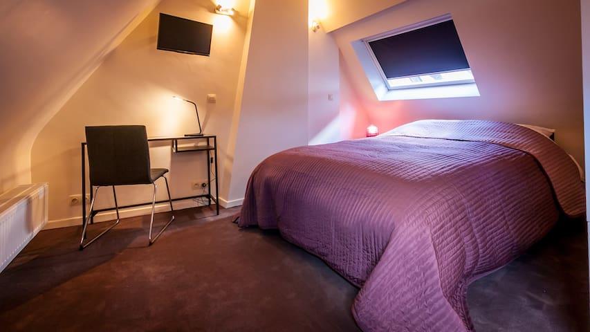 Chambre Centre-Ville / Vue Beffroi - Mons - House