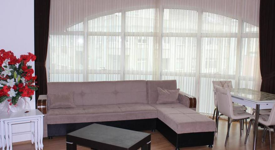 Galataport Yachting Residence ŞİŞLİ - Şişli - Lägenhet