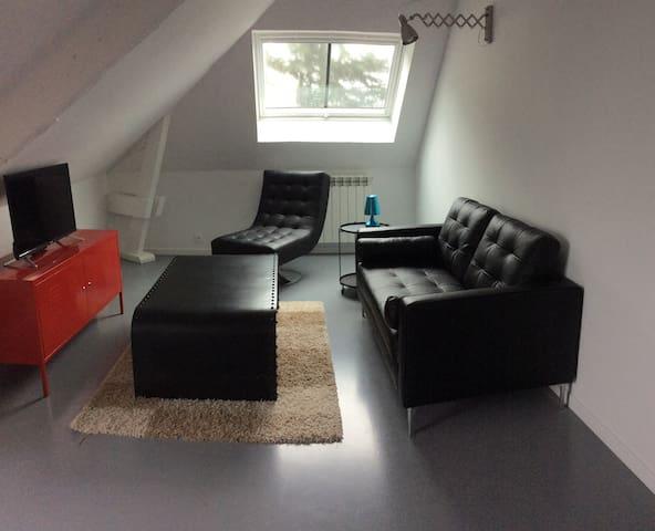 Appartement 1 à 4 p. (2ème étage) LE BON ROI RENE