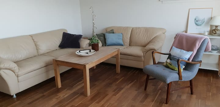 Pleasant apartment in Torshavn