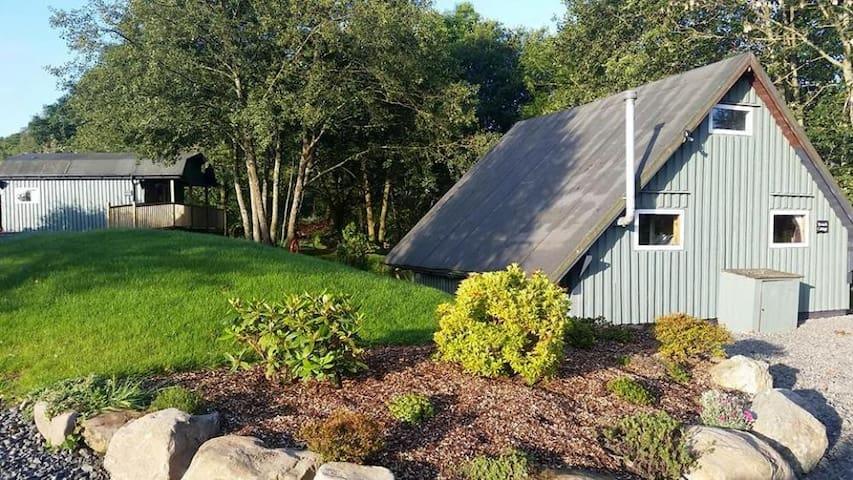 Bruach Cottage-Rustic/Self Catering - Gartmore - Houten huisje