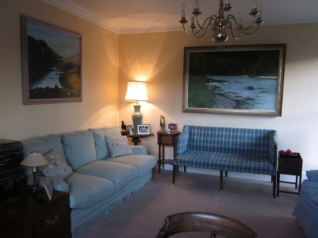 Home from home- Collie Farmhouse - Fochabers