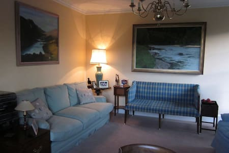 Home from home- Collie Farmhouse - Fochabers - Haus