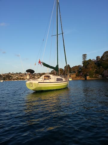 Yacht in beautiful Sydney Habour - Cammeray - Båt