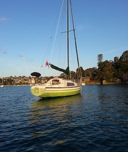 Yacht in beautiful Sydney Habour - Cammeray - Kapal