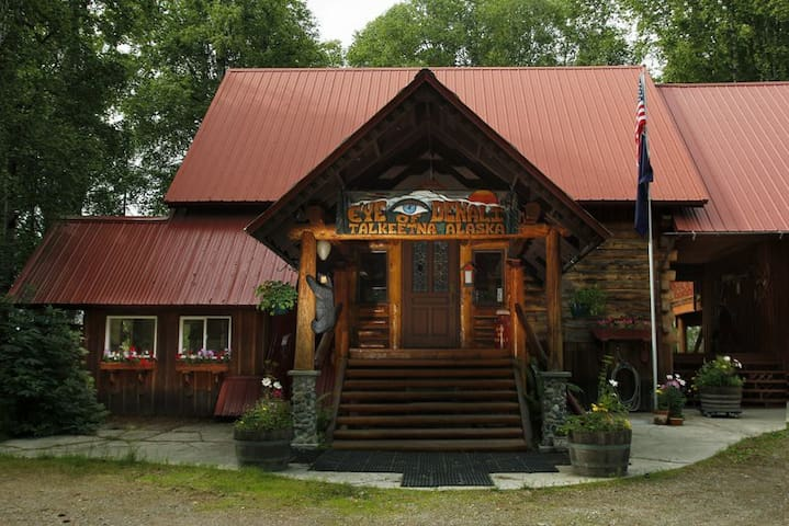 Eye of Denali Guesthouse - Talkeetna - Casa