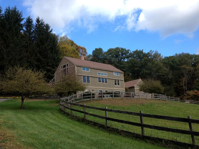 Goat Meadows Farm - Conway - House